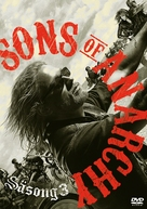 """""""Sons of Anarchy"""" - Swedish DVD movie cover (xs thumbnail)"""