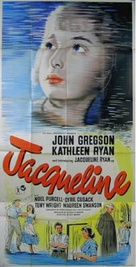 Jacqueline - British Movie Poster (xs thumbnail)