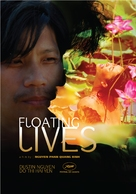 Floating Lives - Movie Poster (xs thumbnail)