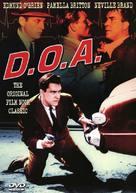 D.O.A. - DVD cover (xs thumbnail)