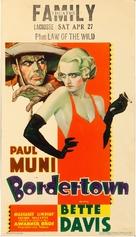 Bordertown - Movie Poster (xs thumbnail)