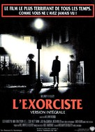 The Exorcist - French Re-release movie poster (xs thumbnail)