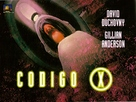 """""""The X Files"""" - Argentinian Movie Poster (xs thumbnail)"""