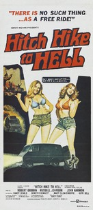Hitch Hike to Hell - Australian Movie Poster (xs thumbnail)