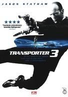 Transporter 3 - Swedish Movie Cover (xs thumbnail)