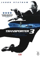 Transporter 3 - Swedish Movie Cover (xs thumbnail)