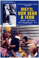 Metti, una sera a cena - Italian Movie Poster (xs thumbnail)
