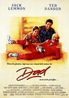 Dad - German Movie Poster (xs thumbnail)