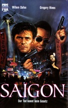 Saigon - German Movie Cover (xs thumbnail)