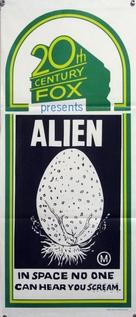 Alien - Australian Movie Poster (xs thumbnail)