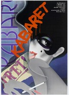 Cabaret - Czech Movie Poster (xs thumbnail)
