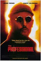Léon: The Professional - Video release movie poster (xs thumbnail)