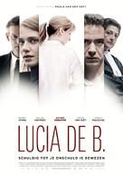 Lucia de B. - Dutch Movie Poster (xs thumbnail)