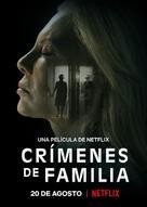 Crímenes de familia - Argentinian Movie Poster (xs thumbnail)