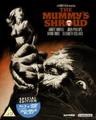 The Mummy's Shroud - British Blu-Ray cover (xs thumbnail)