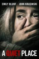 A Quiet Place - Australian Movie Cover (xs thumbnail)
