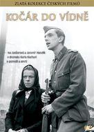 Kocár do Vídne - Czech DVD cover (xs thumbnail)