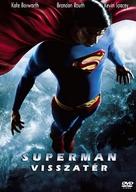 Superman Returns - Hungarian Movie Cover (xs thumbnail)