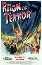 Reign of Terror - Movie Poster (xs thumbnail)