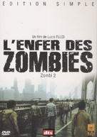 Zombi 2 - French DVD movie cover (xs thumbnail)