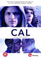 Cal - British DVD movie cover (xs thumbnail)