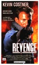 Revenge - Dutch Movie Cover (xs thumbnail)