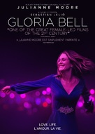 Gloria Bell - Canadian Movie Cover (xs thumbnail)