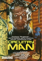 Circuitry Man - Brazilian DVD cover (xs thumbnail)