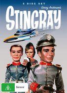 """Stingray"" - Australian DVD movie cover (xs thumbnail)"