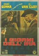 I giorni dell'ira - Italian Movie Poster (xs thumbnail)