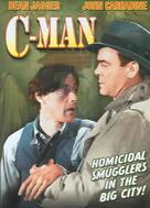 C-Man - DVD cover (xs thumbnail)