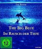 Le grand bleu - German Movie Cover (xs thumbnail)