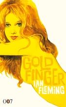 Goldfinger - British poster (xs thumbnail)