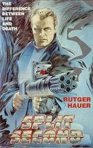 Split Second - VHS movie cover (xs thumbnail)