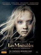 Les Misérables - Australian Movie Poster (xs thumbnail)