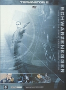 Terminator 2: Judgment Day - Swedish DVD cover (xs thumbnail)