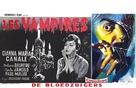 I vampiri - Belgian Movie Poster (xs thumbnail)