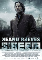 Siberia - Spanish Movie Poster (xs thumbnail)