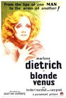 Blonde Venus - Movie Poster (xs thumbnail)