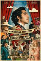The Personal History of David Copperfield - Movie Poster (xs thumbnail)