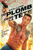 Bullet to the Head - French DVD movie cover (xs thumbnail)