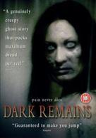 Dark Remains - British DVD cover (xs thumbnail)