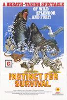Bij de beesten af - Movie Poster (xs thumbnail)