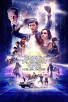 Ready Player One - Slovak Movie Cover (xs thumbnail)