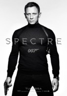 Spectre - Finnish Movie Poster (xs thumbnail)