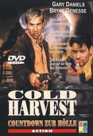 Cold Harvest - German poster (xs thumbnail)