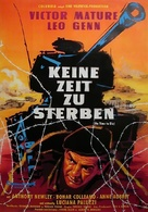No Time to Die - German Movie Poster (xs thumbnail)