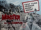 Monster on the Campus - British Movie Poster (xs thumbnail)