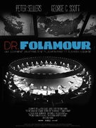 Dr. Strangelove - French Re-release movie poster (xs thumbnail)
