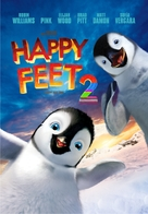 Happy Feet Two - Argentinian Movie Cover (xs thumbnail)